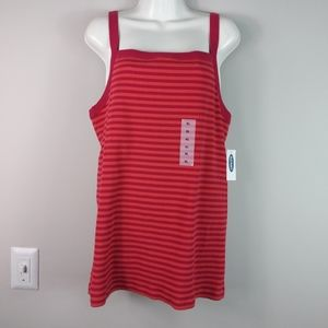 Old Navy Slim Fit Tank Top Women's Size XL New